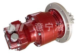 High Speed Excavator Hydraulic Slewing Drive
