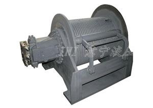 Free Fall Hydraulic Winch